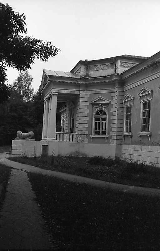 1992 р. Південний фасад у ракурсі. Вигляд зі сходу