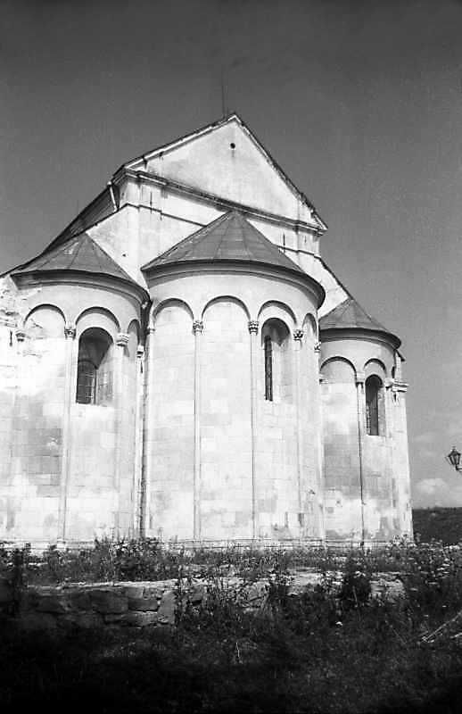1993 р. Апсиди. Вигляд з південного сходу