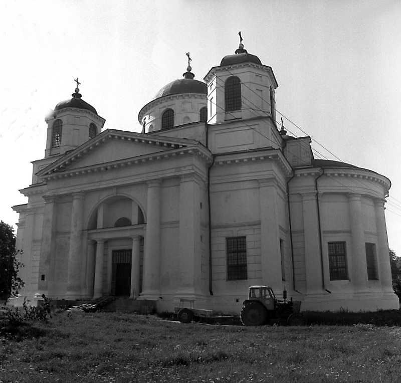 1993 р. Загальний вигляд з південного сходу