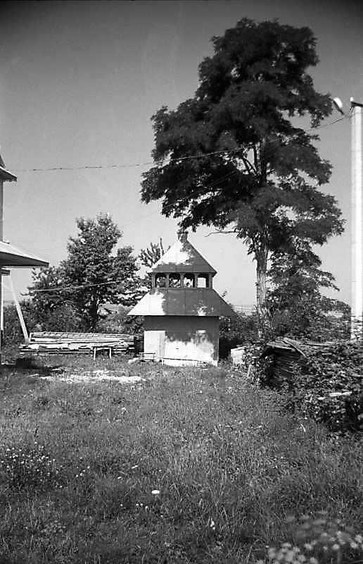 1994 р. Дзвіниця. Вигляд з позиції С2