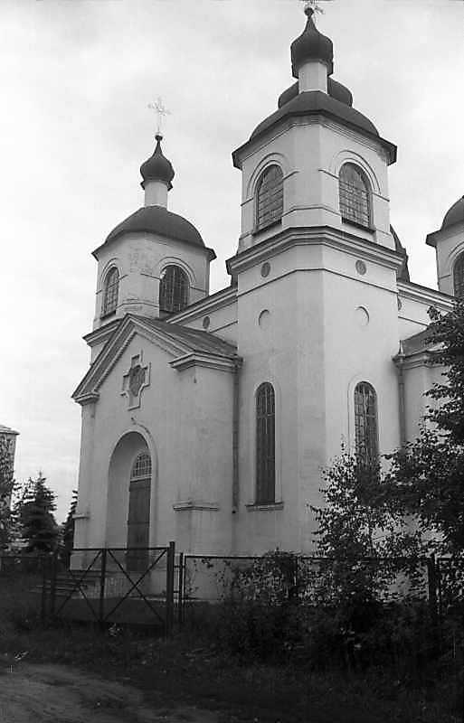 1994 р. Північний фасад. Вигляд з північного заходу