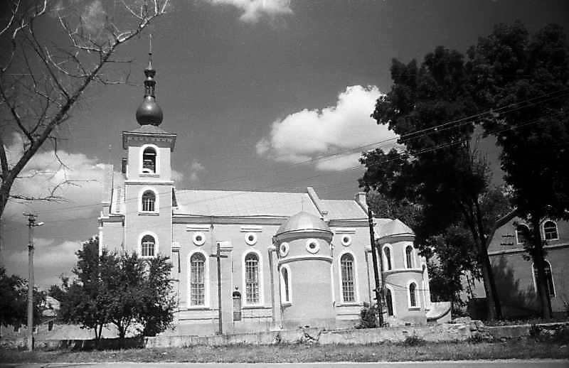 Костел св.Йосипа Обручника