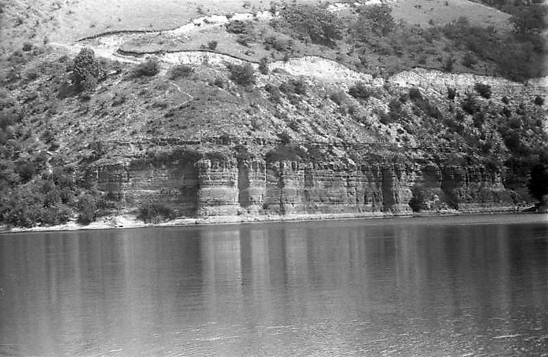 Стінка правого берега Дністра