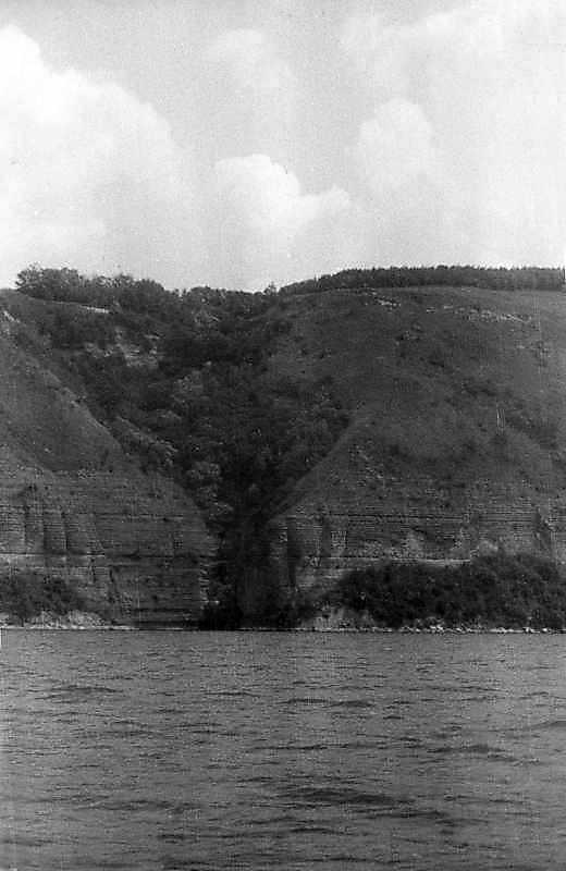1995 р. Яр лівого берега Дністра біля с.Рогізна