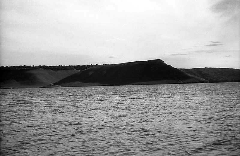 1995 р. Мис біля с. Комарів. Вигляд з північного сходу
