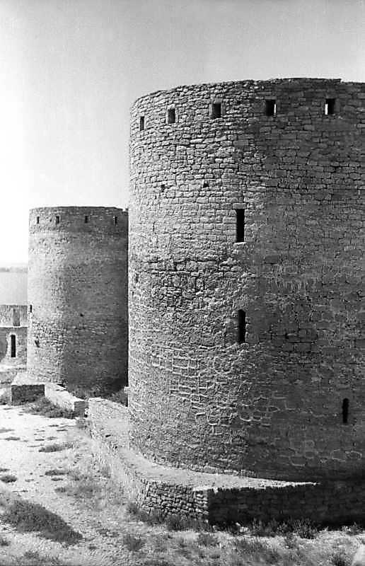 1995 р. Південні башти. Вигляд зі сходу