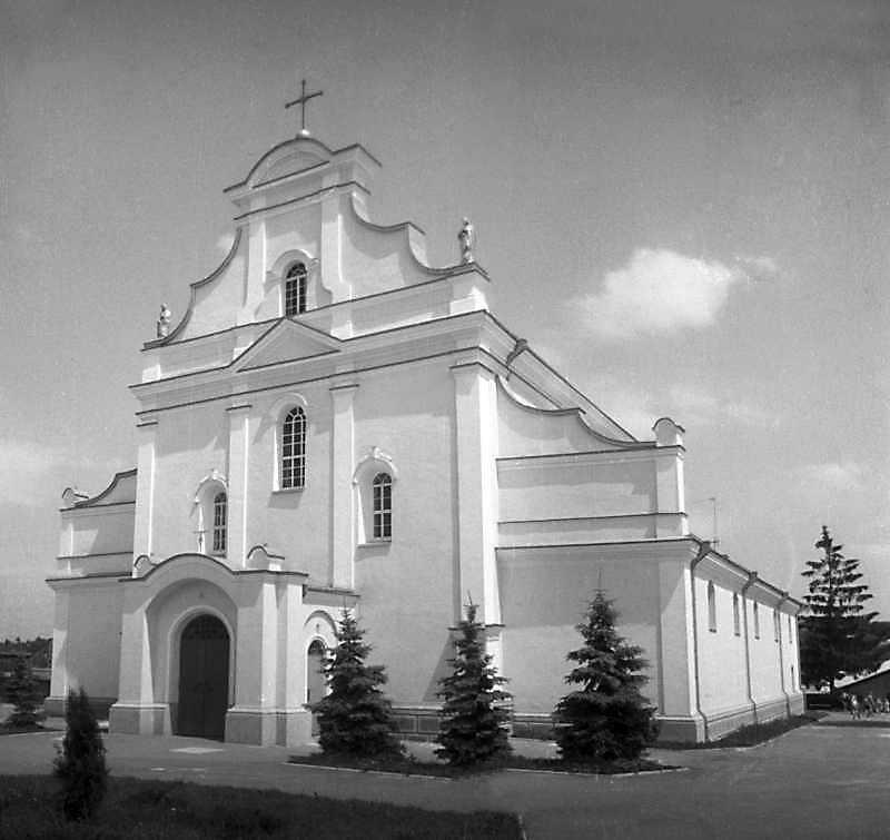 Костел св.Флоріана Шарого