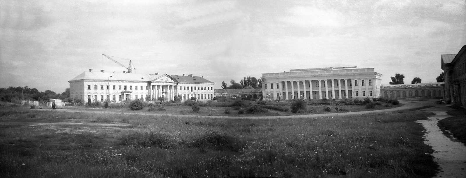 1996 р. Панорама з південного заходу