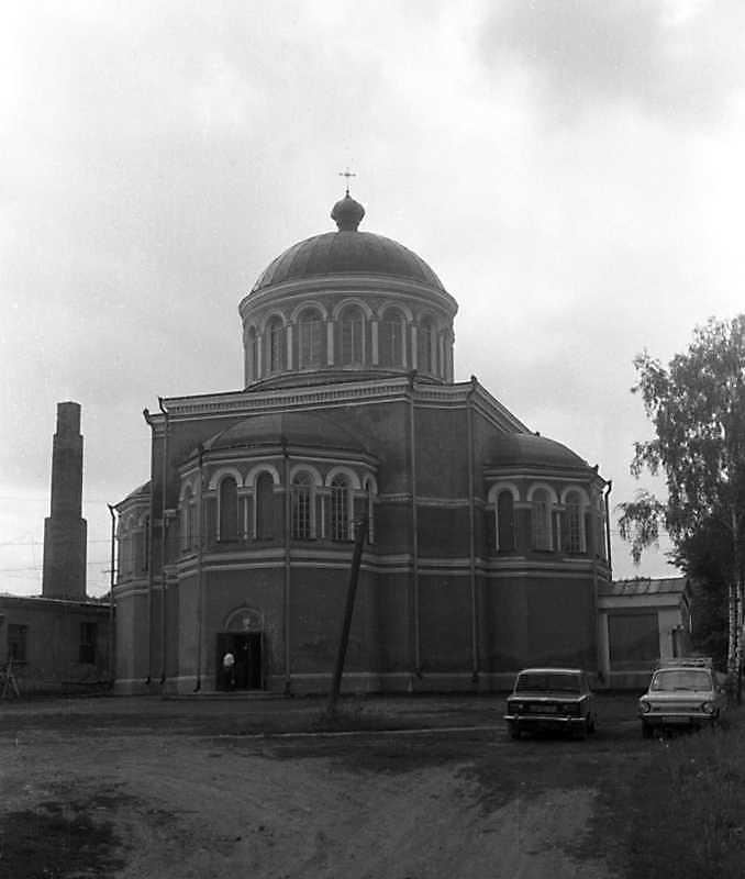 1996 р. Загальний вигляд собору