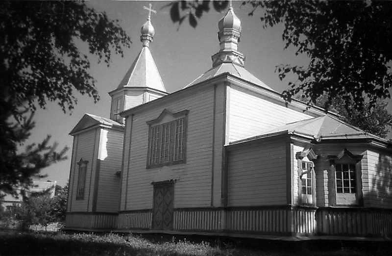 1996 р. Загальний вигляд з південного сходу