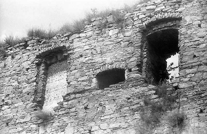 Вікна верхнього ярусу