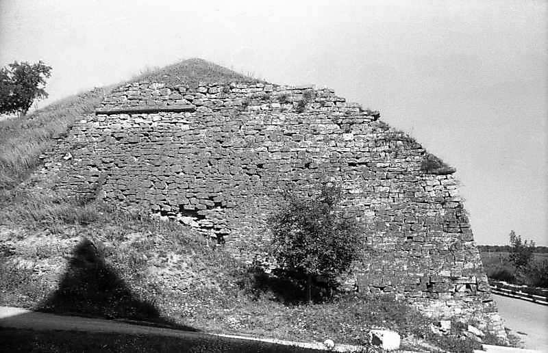 1996 р. Східний бастіон. Вигляд зі сходу