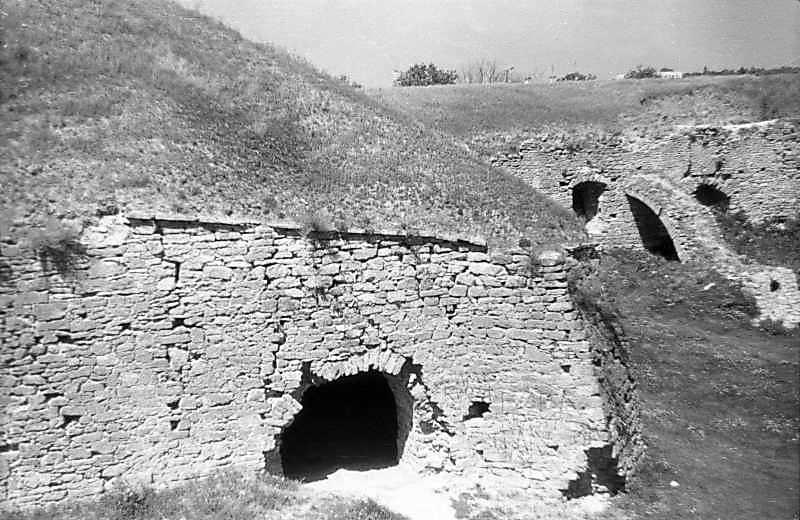 1996 р. Південний бастіон. Вигляд з південного сходу