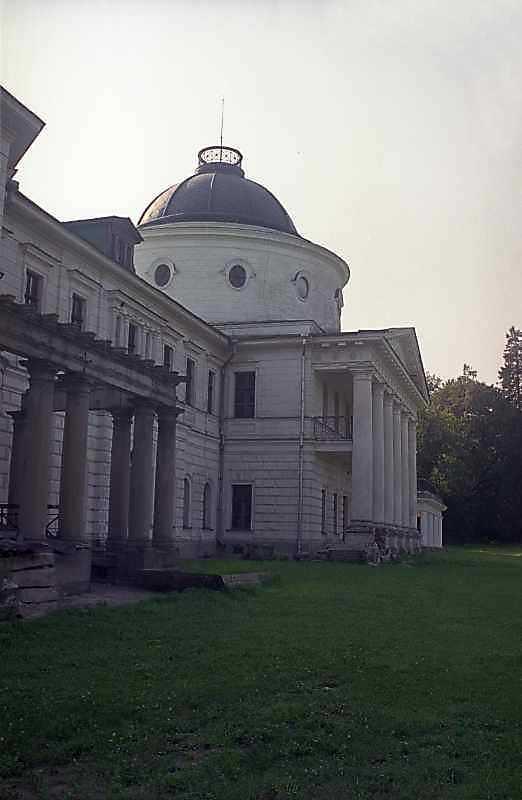 2000 р. Західний фасад. Вигляд з півночі