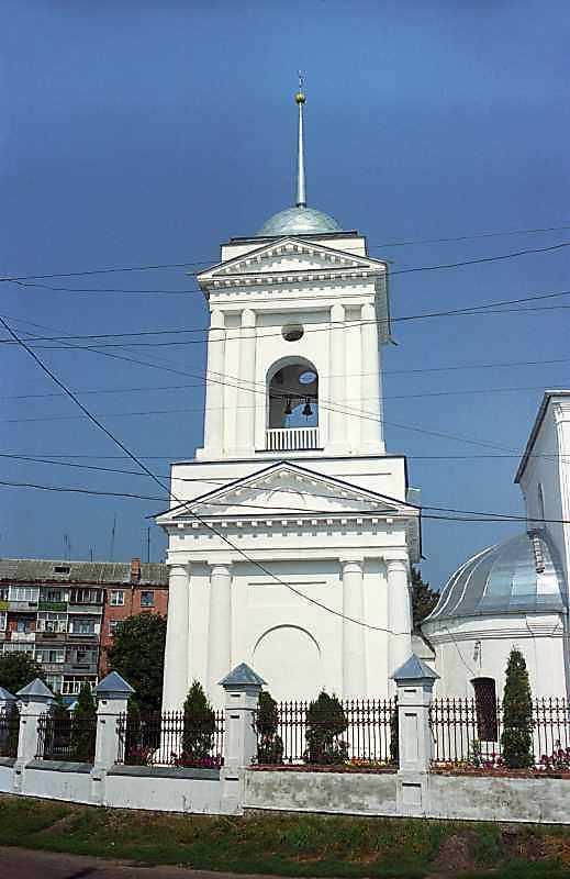 2000 р. Дзвіниця. Вигляд з півдня