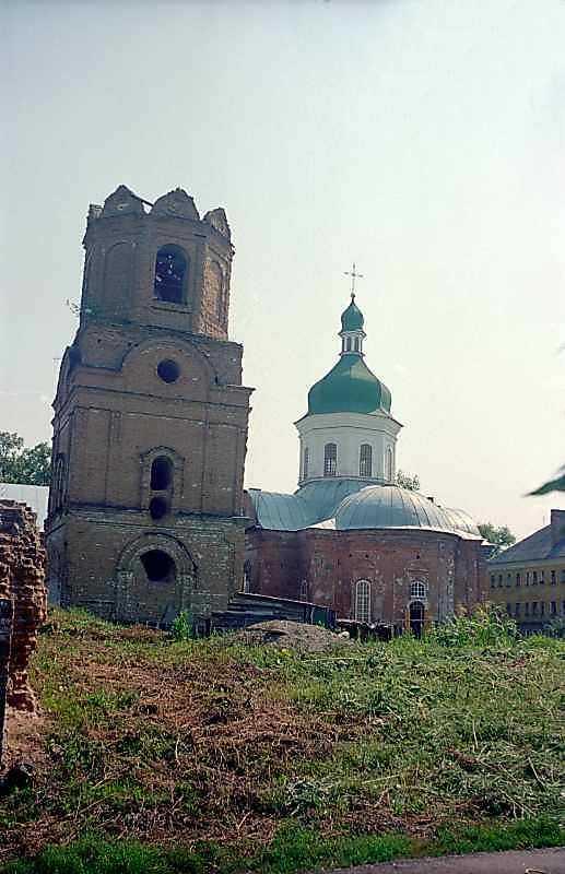 Монастир Введення