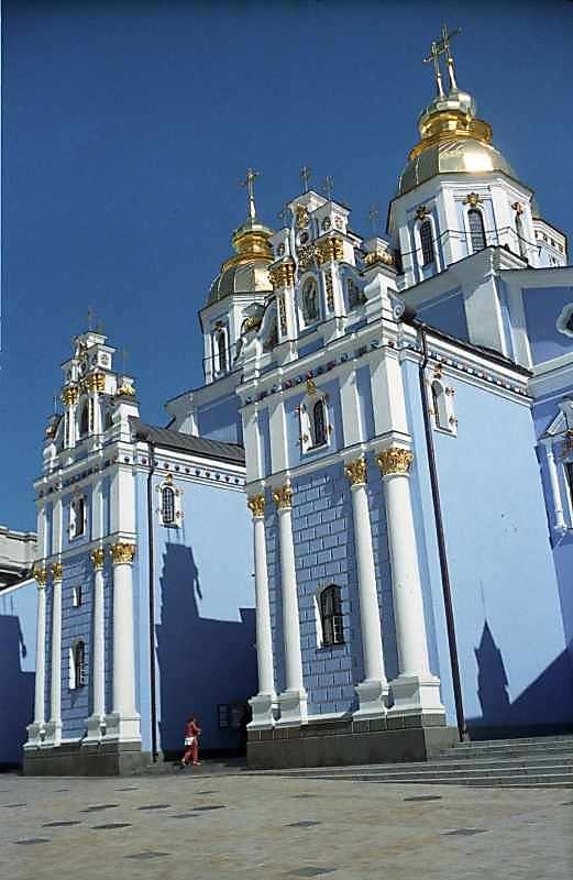 2001 р. Центральна частина південно-західного фасаду. Вигляд з півдня