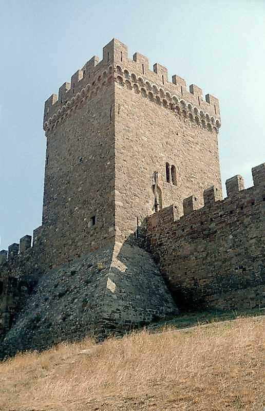 Консульська башта
