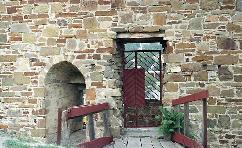 2002 р. Вигляд з півдня, з боку двора