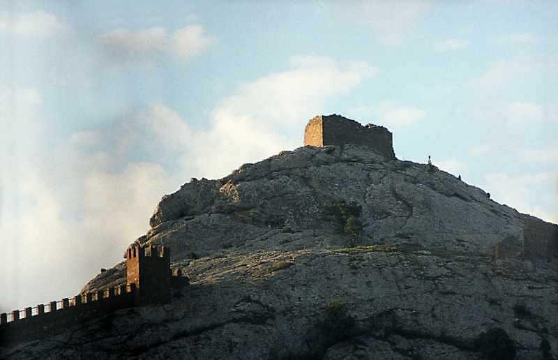 Верх Фортечної гори