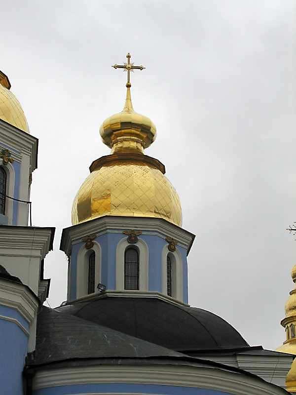 Купол Варваринського приділу