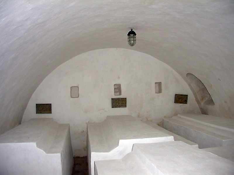 2005 р. Вид на північно-східну стіну