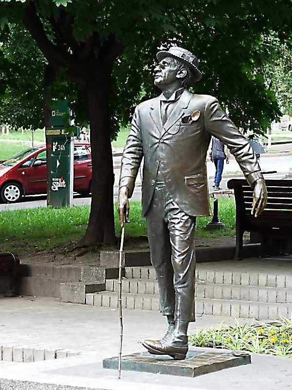 Пам'ятник Паніковському
