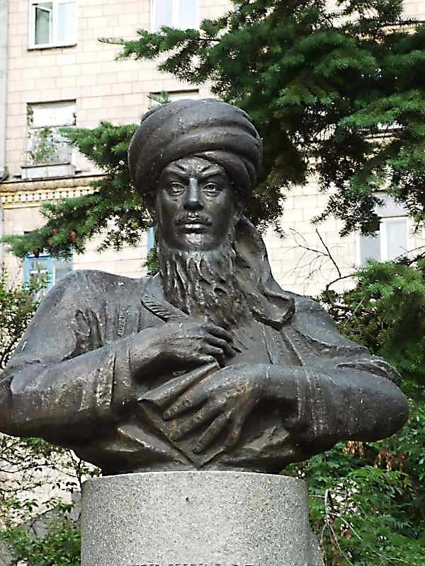 Пам'ятник Махтумкулі