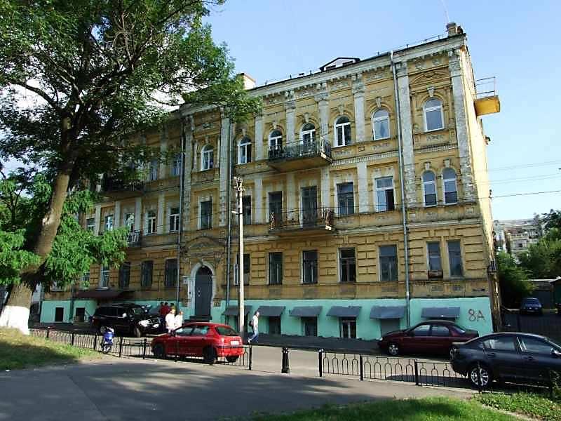 Житловий будинок з історією (№ 7)