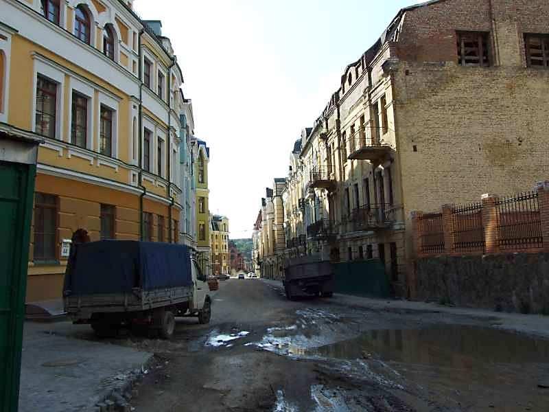 2007 р. Перспектива вулиці