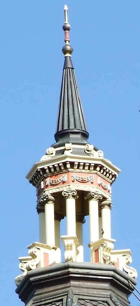 Альтанка на куполі