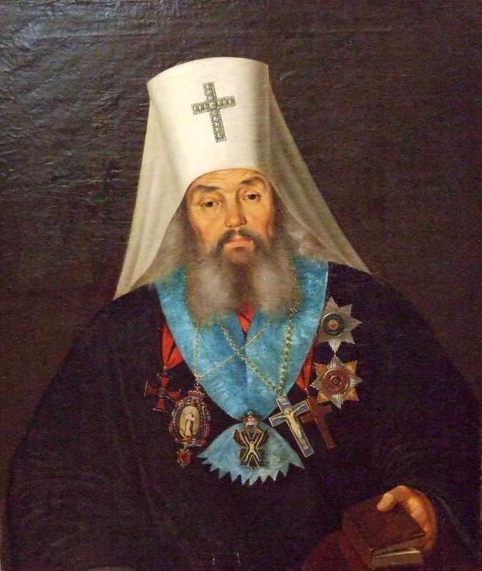 Невідомий художник. Портрет Ф.Амфітеатрова
