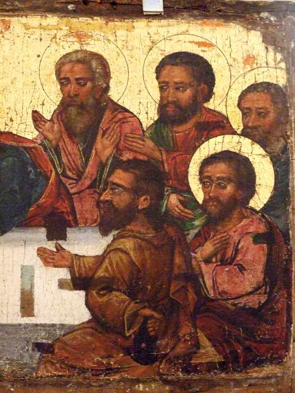 Права група апостолів