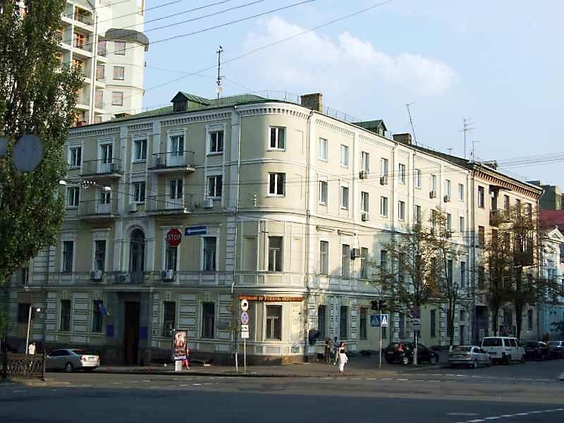 Будинок (№ 13 / Терещенківська, 7)