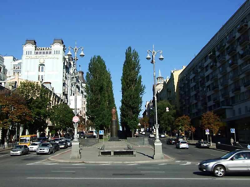 Шевченка бульвар