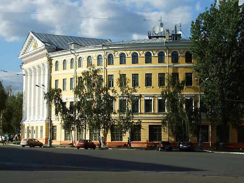 2007 р. Загальний вигляд з боку вул.Сагайдачного