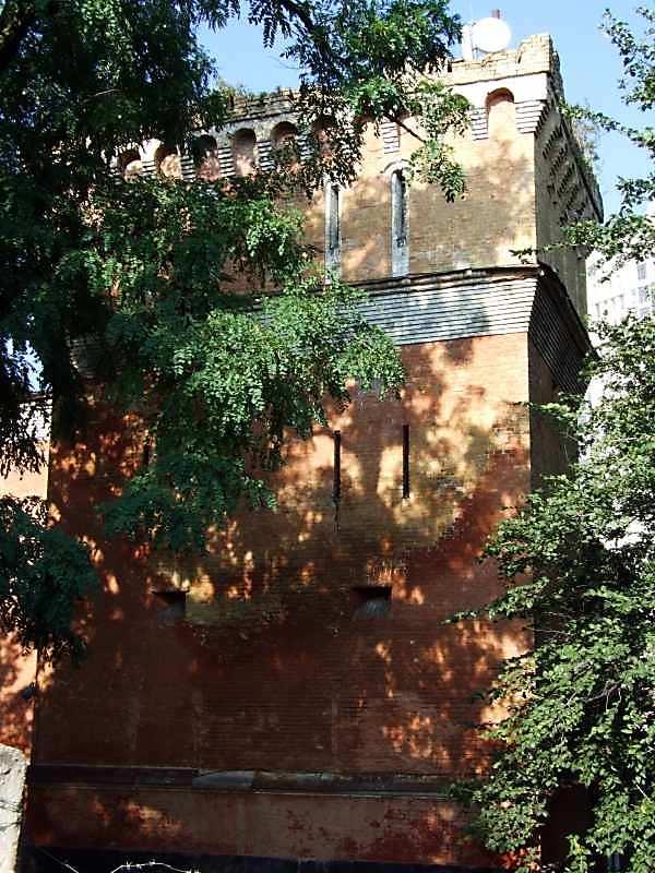 2007 р. Східна башта. Загальний вигляд