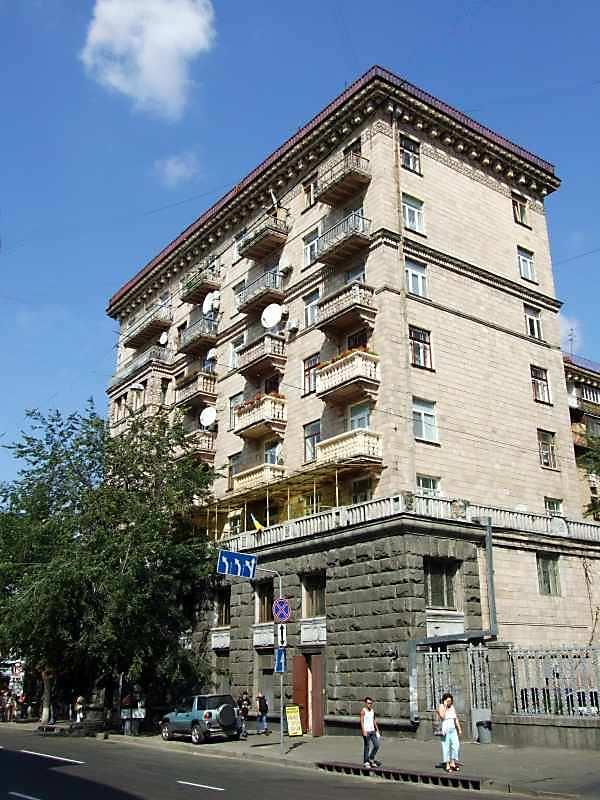 2007 р. Загальний вигляд з боку Бесарабської площі