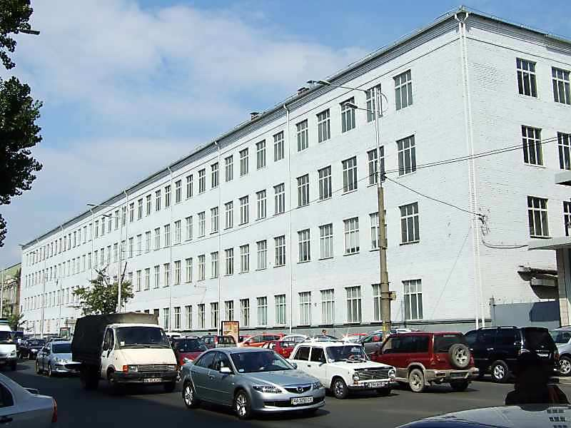 Виробничий корпус (№ 142)