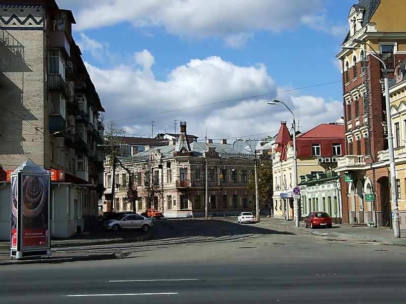Ігорівська вул.