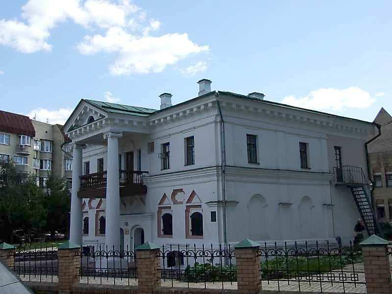 Житловий будинок (флігель) (№ 16б)