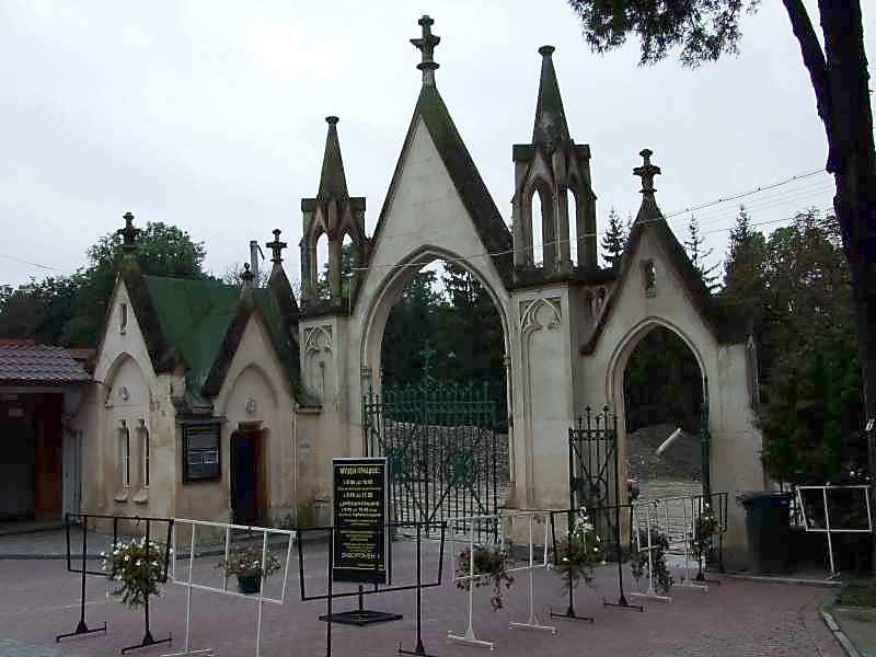 Личаківський цвинтар (№ 33)