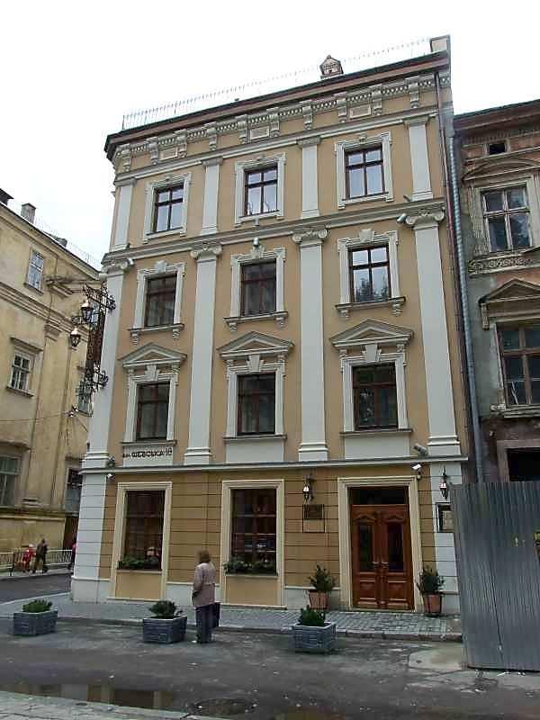 2007 р. Фасад по вул.Шевській