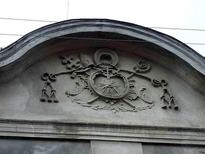 Рельєфний фронтон
