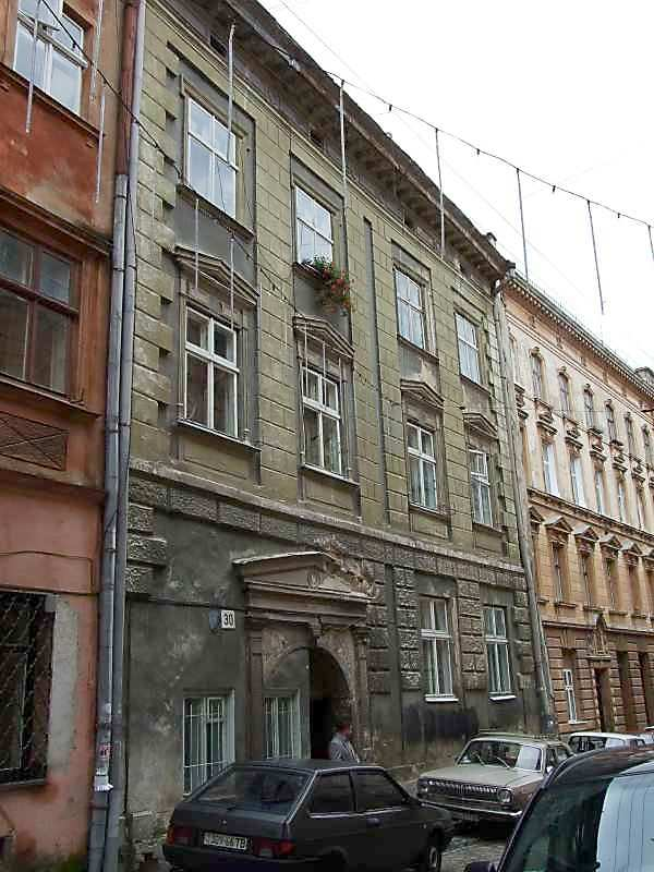 Житловий будинок (№ 30)