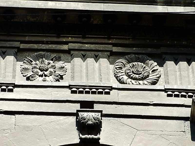 2007 р. На південній стіні: західний фрагмент