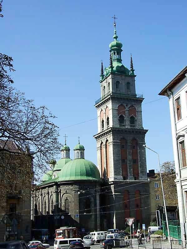 Ансамбль Успенської церкви (№ 7)
