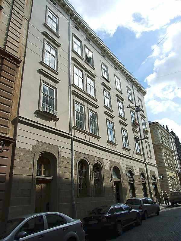 2007 р. Загальний вигляд з боку вул.Друкарської