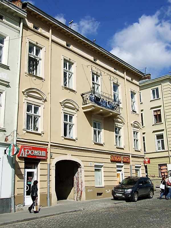 2007 р. Загальний вигляд з боку вул. Валової