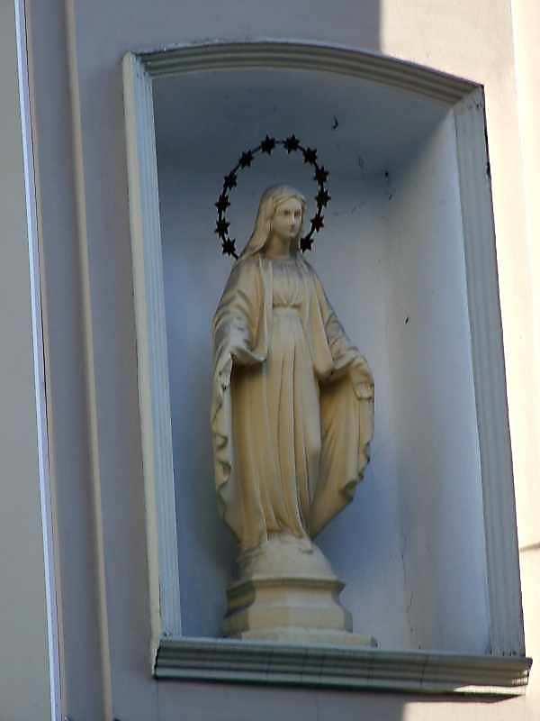 2007 р. Богородиця милосердна